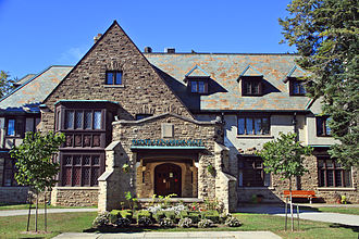 King's University College (University of Western Ontario) - The Silverwood Annex, now known as Dante Lenardon Hall