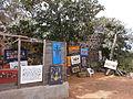Gorée - Marché de l'art.JPG