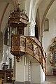 Goslar - Kirche St Jakobi - Kanzel.jpg