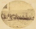 Grading Dried Tea. Yangloudong Village, Hubei Province, China, 1874 WDL2052.png