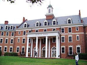 Donaldson Brown - Graduate Life Center at Donaldson Brown