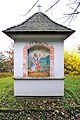 Grafenstein Gumisch Hildegard-Bildstock Sankt Hubertus 08112011 483.jpg