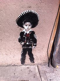 Graffiti on the streets of Mexico City.jpg