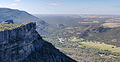 Grampians Halls Gap from Pinnacle - Nov 2008.jpg