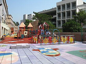 Grand Century Place - Playground in Level 5