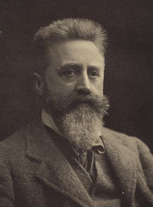 Granville Bantock - Granville Bantock (picture first published 1913)