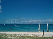 Great Keppel Island-Environment-GreatKeppelIsland beach