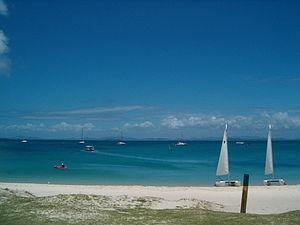 Great Keppel Island - Great Keppel Island Beach