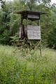Grebenau Schwarz NR 162265 Auerberg Shooting stand.png
