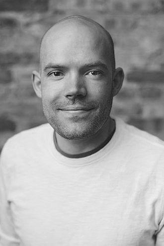 Greg Wohlwend - Image: Greg Wohlwend headshot full frame
