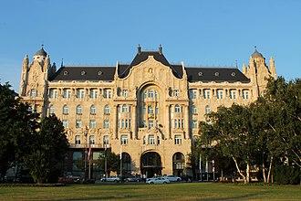 Gresham Palace - Four Seasons Hotel Budapest Gresham Palace