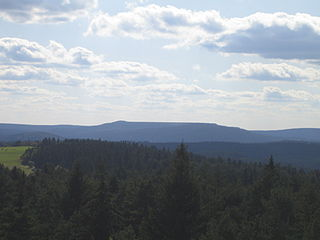 Großer Farmdenkopf mountain