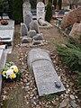 Grob Mieczyslawa Bibrowskiego-Grave of Mieczyslaw Bibrowski.JPG