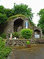 Grotto of Our Lady of Lourdes, Lattin, Co. Tipperary - geograph.org.uk - 1389006.jpg
