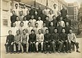 Group photo of the Taihoku High School 15th liberal arts class A.jpg