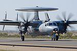 Grumman E-2C-II Hawkeye '2' (165456) (26597053864).jpg