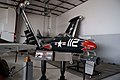 Grumman F9F-2B Panther N9525A BuNo 123078 RSideFront CFM 7Oct2011 (15302125426).jpg