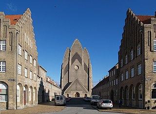 District in Copenhagen, Denmark