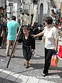 """Guardia Sanframondi (BN), 2003, Riti settennali di Penitenza in onore dell'Assunta, la rappresentazione dei """"Misteri"""". - Flickr - Fiore S. Barbato (94).jpg"""