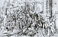 Guido Reni (Segundo Annibale Carracci) - São Roque distribuindo esmolas aos pobres.jpg