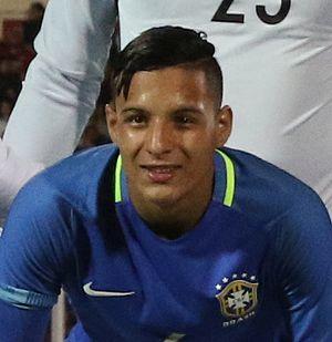 Guilherme Arana - Image: Guilherme Arana 2017