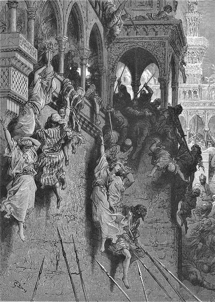 http://upload.wikimedia.org/wikipedia/commons/thumb/1/18/Gustave_dore_crusades_the_massacre_of_antioch.jpg/730px-Gustave_dore_crusades_the_massacre_of_antioch.jpg