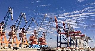 Pakistani-Chinese joint port