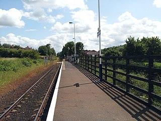Gypsy Lane railway station
