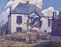 Gyrth Russell-White Château, Liévin (CWM 19710261-06220).jpeg