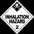 HAZMAT Class 2-3 Inhalation Hazard.png