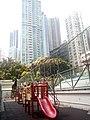 HK 上環 Sheung Wan 卜公花園 Blake Garden 兒童滑梯 children Playground slide June 2017 Lnv2 03.jpg