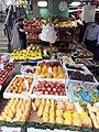 HK 中環 Central 結志街 Gage Street 嘉咸街 Graham Street 街市 Market goods mango April 2020 SS2 05.jpg