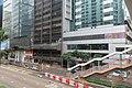 HK 灣仔 Wan Chai 告羅士打道 Gloucester Road footbridge n office buildings March 2019 IX2 03.jpg