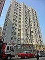 HK Jordan Austin Road view 1 Cox's Road Tak Shing Terrace residential building Mar-2013.JPG