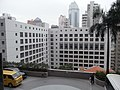 HK Mid-levels Robinson Road Grand Panoroma view 嘉諾撒聖心商學書院 Sacred Heart Canossian Commercial School Oct-2010.JPG