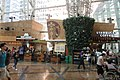 HK Mong Kok 朗豪坊 Langham Place mall interior shop MOS Burger n Starbucks April 2017 IX1.jpg