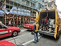 HK Sai Ying Pun 西環 正街 Centre Street 渠務署 Drainage Services Department at work DSD April 2013.JPG