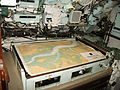 HMS Ocelot 1962 control room chart table.JPG