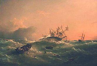 HMS Orpheus (1860) - Image: HMS Orpheus