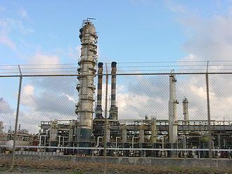 Hovensa - Hovensa refinery, St. Croix, United States Virgin Islands