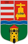 Coat of arms of Göd