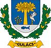 Coat of arms of Gulács