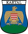 Coat of arms of Kartal