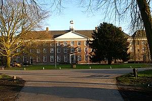 Haaren, North Brabant - Former seminary Haarendael in Haaren