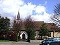 Hadleigh church, London Road - geograph.org.uk - 904644.jpg