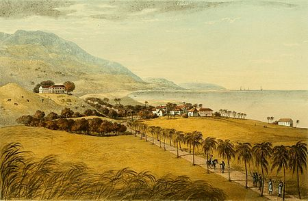 Hakewill, A Picturesque Tour of the Island of Jamaica, Plate 08.jpg