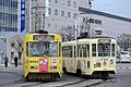 Hakodate Transportation 8002 and 720.JPG