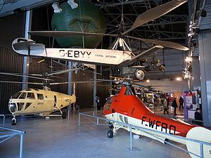 Cierva C.8 - Cierva C.8L (G-EBYY)