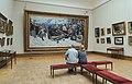 Hall N28 Tretyakov gallery - Surikov 01 by shakko.JPG