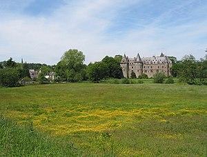 Ham-sur-Heure-Nalinnes - Ham-sur-Heure Castle